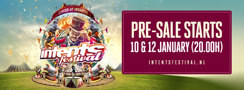 Lees alles over Intents Festival